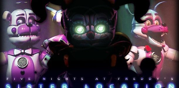 Five Nights at Freddy's: Sister Location Fan Game