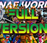 Fnaf World Full Version