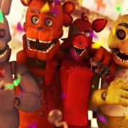 Five Nights at Fredbear's Family Diner