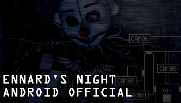 Ennard's Night Android Official