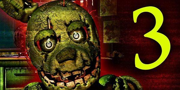 Five Night's at Freddy's 3: Custom Night version Remake
