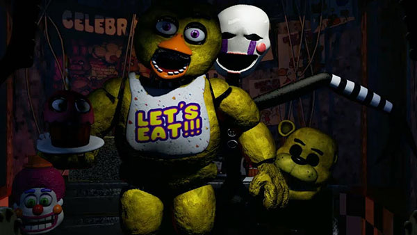 Five Night's at Mania