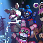 Five Nights At F***boy's : Sister Location 3