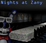 Six Nights at Zany Club