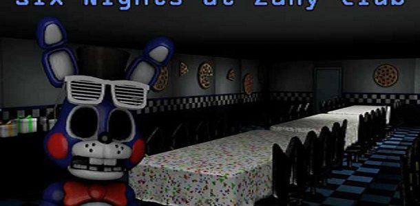 Six Nights at Zany Club