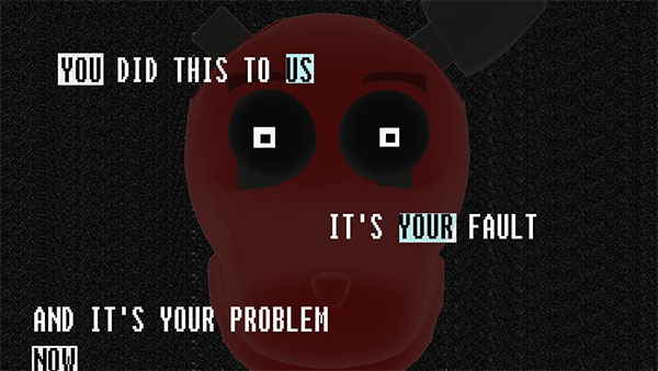 FNAF Corrupted Reality